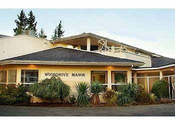Nanaimo retirement home Woodgrove Manor