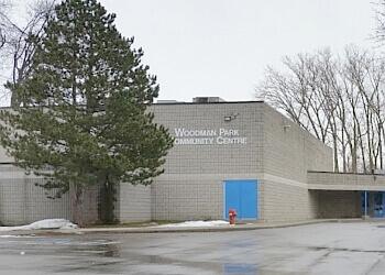 Brantford recreation center Woodman Park Community Centre