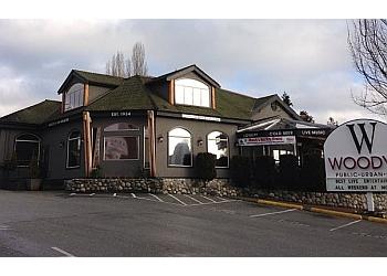 Coquitlam sports bar Woody's Pub