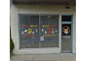 Woof Woof Dog Grooming New Westminster Pet Grooming