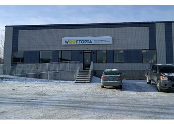 Winnipeg dog trainer Wooftopia Dog Training & Recreation Centre