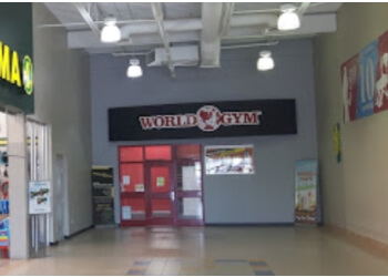 North Bay gym World Gym