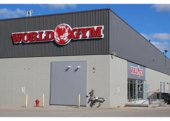 Waterloo gym World Gym