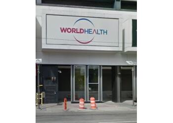 Edmonton gym World Health