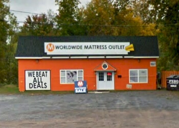 Fredericton mattress store Worldwide Mattress Outlet