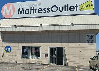 Hamilton mattress store Worldwide Mattress Outlet