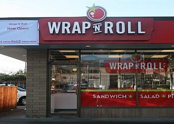 Victoria mediterranean restaurant Wrap N Roll