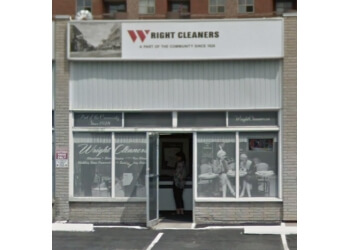 Barrie dry cleaner Wright Cleaners