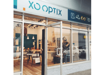 Coquitlam optician XO OPTIX