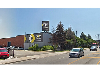 Toronto storage unit XYZ Storage