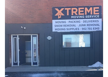 Halifax moving company Xtreme Moving Service