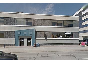 Red Deer yoga studio YOGA YARD
