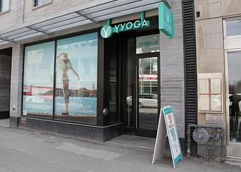 Toronto yoga studio YYoga