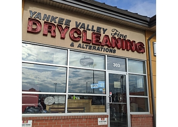 Airdrie dry cleaner Yankee Valley Fine Drycleaning & Alterations
