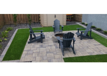 Sherwood Park lawn care service Yard King Landscaping & Property Services