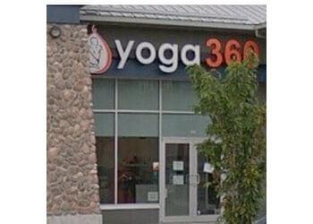 Surrey yoga studio Yoga360