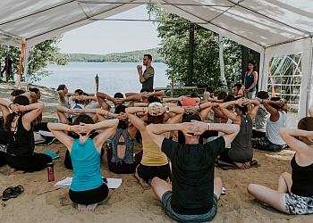 Montreal yoga studio Yoga Sangha