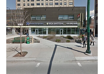 Calgary yoga studio Yoga Santosha