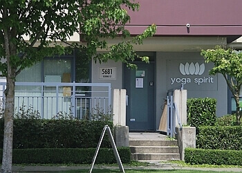 Burnaby yoga studio Yoga Spirit & Wellness