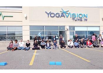 Mississauga yoga studio YogaVision