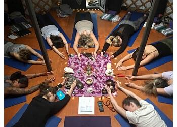Stouffville yoga studio Yoga Yurt