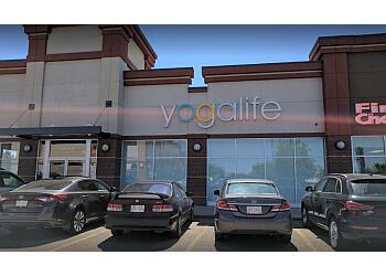 Edmonton yoga studio Yogalife Studios