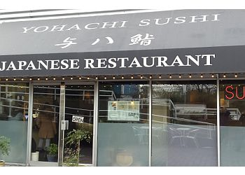 North Vancouver sushi Yohachi Sushi