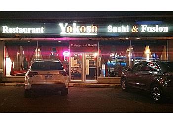 Laval japanese restaurant Yokoso Sushi & Fusion