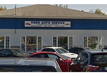 Fredericton car repair shop York Auto Service 2004 Ltd.