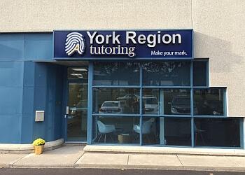 Markham tutoring center York Region Tutoring