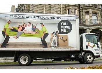Victoria moving company You Move Me