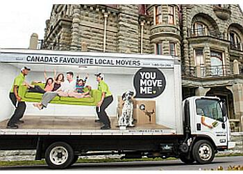 Victoria moving company You Move Me Vancouver Island