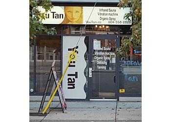 Vancouver tanning salon You Tan Studios