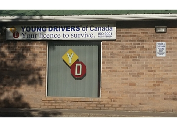 Belleville driving school Young Drivers of Canada
