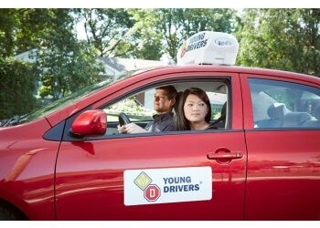 Brantford driving school Young Drivers of Canada