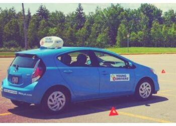 St Johns driving school Young Drivers of Canada