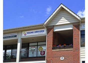Stouffville driving school Young Drivers of Canada