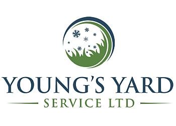 Red Deer lawn care service Young's Yard Services, Ltd.