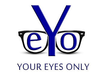 Surrey optician Your Eyes Only