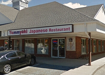 Waterloo japanese restaurant Yummyaki Japanese Restaurant