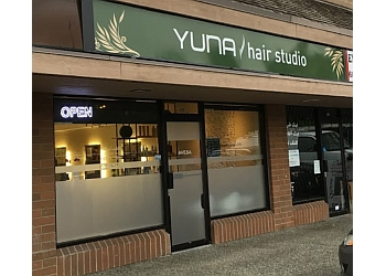 Coquitlam hair salon Yuna Hair Studio