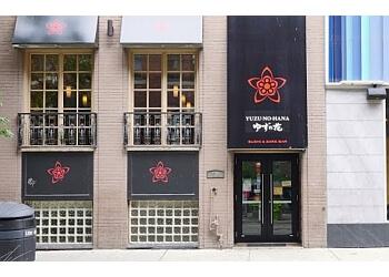 Toronto sushi Yuzu No Hana