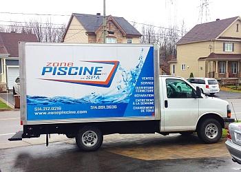 Terrebonne pool service ZONE PISCINE INC.
