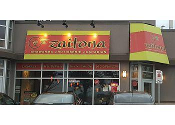 Ottawa mediterranean restaurant Zaitona