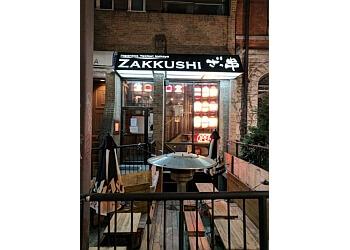 Toronto sushi Zakkushi