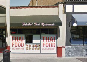 Zalathai Thai Restaurant Nanaimo Bc