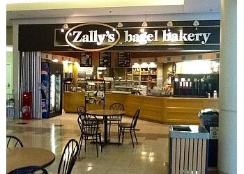 London bagel shop Zally's Bagels