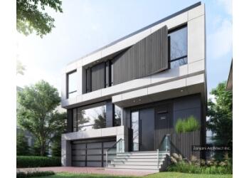 Markham residential architect Zanjani Architect Inc.