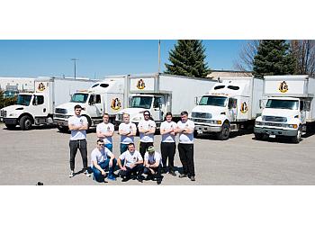 Aurora moving company Zebra Movers Inc.