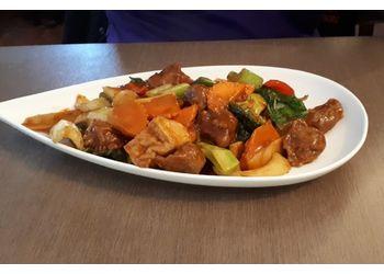 Guelph vegetarian restaurant Zen Gardens